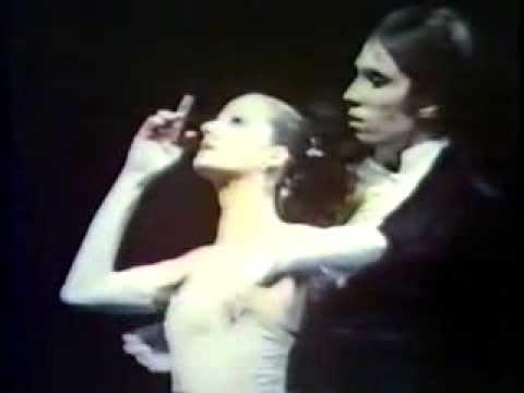LA VALSE Final Pas de Deux w/ Sara Leland and Jean Pierre Bonnefoux