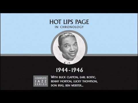 Hot Lips Page - Bloodhound (09-07-45)