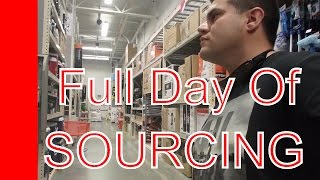 Amazon FBA Full Day Of Sourcing  Road Trip - Spent $2368 - Profit $2505