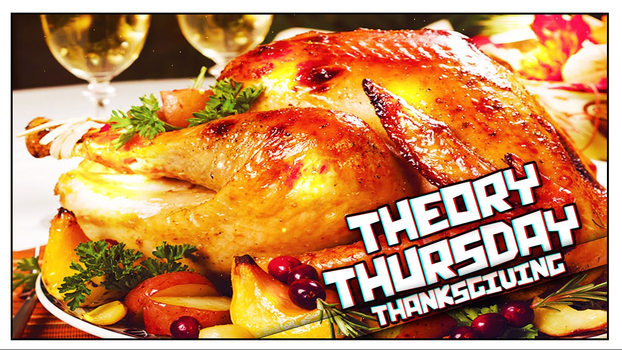 Theory thursday thanksgiving why do we eat turkey youtube for Why do we eat turkey on thanksgiving