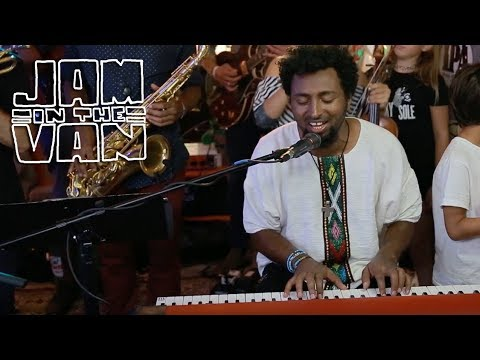 "ETHIO CALI - ""Zelesegna"" (Live at Music Tastes Good 2018 in Long Beach, CA) #JAMINTHEVAN thumbnail"