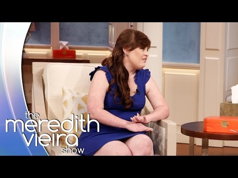 Jamie Brewer On Losing AHS Cast Member Ben Woolf  The Meredith Vieira