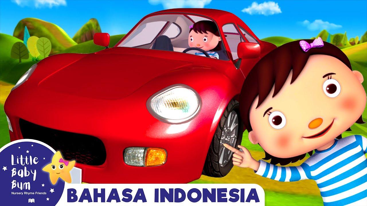 Ayo Naik Mobil Lagu Anak Anak Mobil Kartun Kids Cartoons Little Baby Bum Youtube