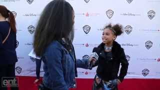 Asia Monet Ray Talks About Her New Christmas Single