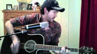 Tattoos On This Town - Jason Aldean cover by Tyler Hammond