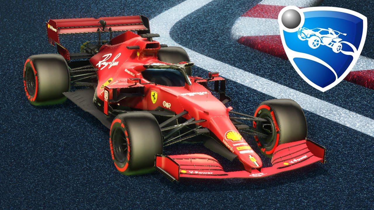 Download Formula 1 in Rocket League