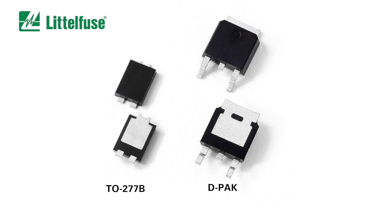 Littelfuse Dst Series Schottky Diodes Youtube Electrical Symbol Typically Used For A Diode
