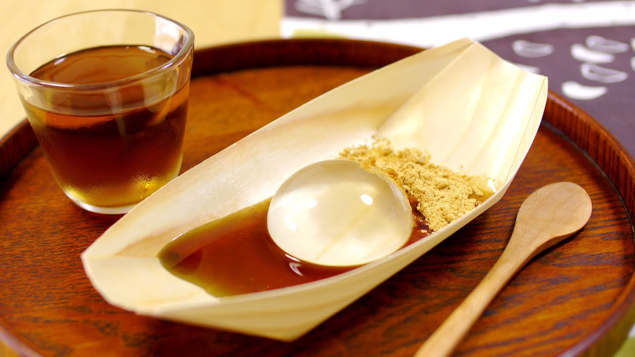Soybean Cake Recipe