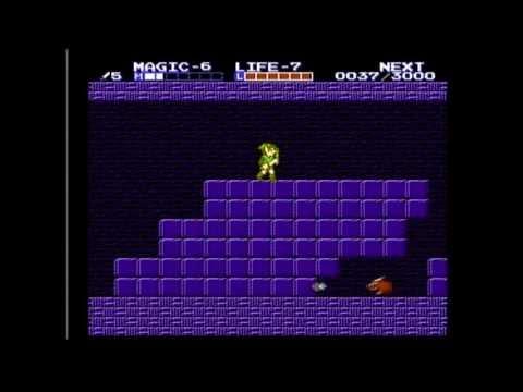 Let's Play Zelda 2: The Adventure of Link - Episode 9 - Mirror Shield