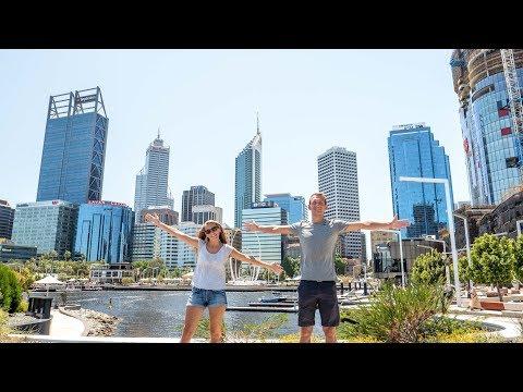Zurück in Australien • Wie fühlen wir uns? Perth • Weltreise | VLOG #398