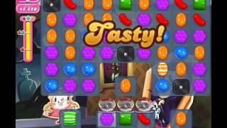 Candy Crush Level 218 - Candy Crush Saga Level 218 - No Boosters
