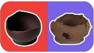 Balonla Çikolata Kasesi Nasıl Yapılmaz? - Beceremedik :(