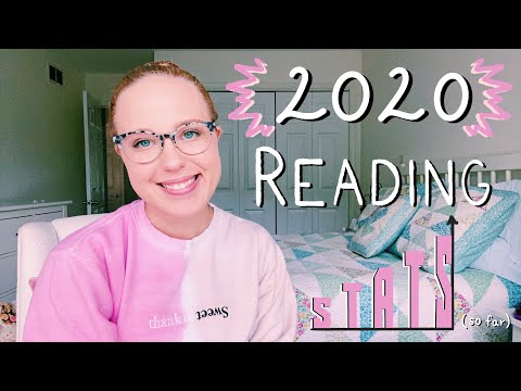 2020 READING STATS + THE 5 BEST BOOKS OF 2020 (so far)