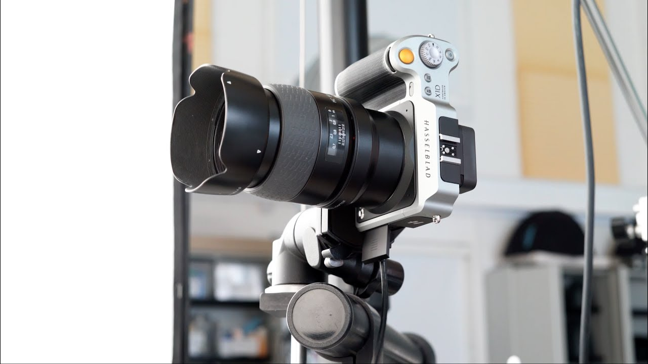 Shooting Tethered with the Hasselblad X1D   Tether Talk