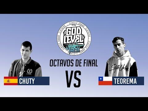 TEOREMA VS CHUTY / OCTAVOS / GOD LEVEL ARGENTINA