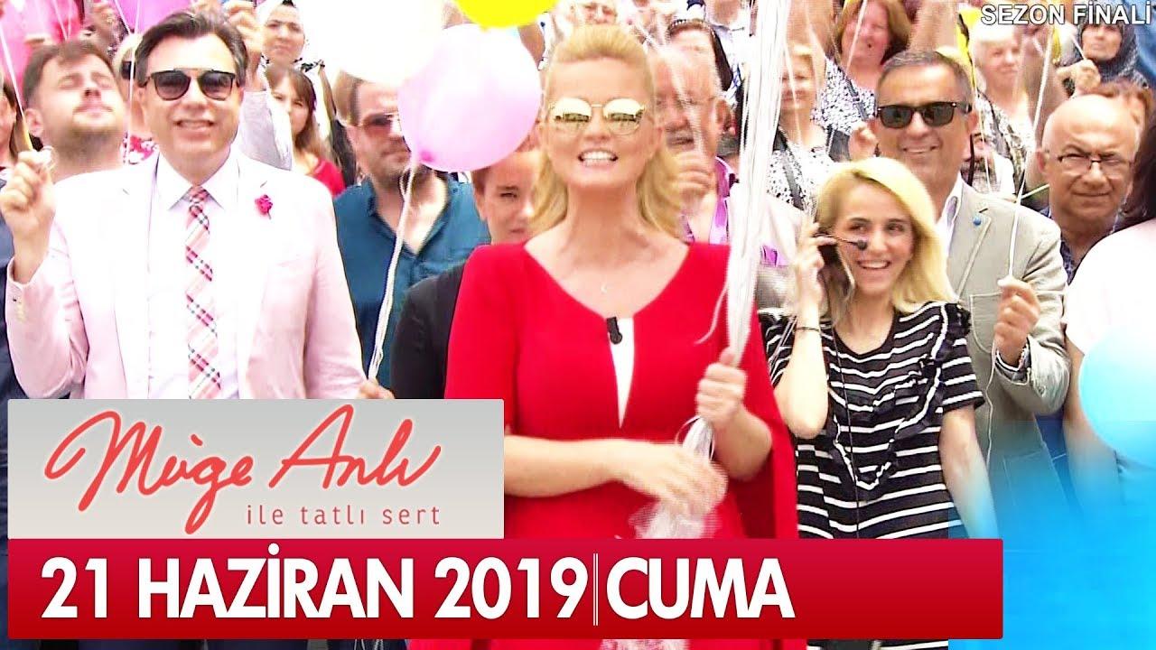 Müge Anlı ile Tatlı Sert 21 Haziran 2019 - Tek Parça | Sezon Finali