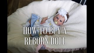 How to Buy a Reborn Doll