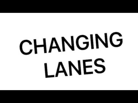 Colin Scott changing lanes new song