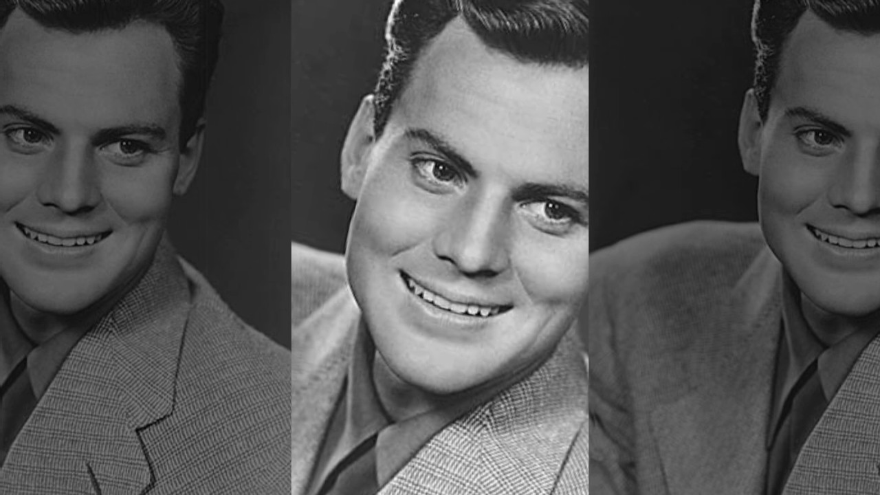 JOHN AGAR TRIBUTE