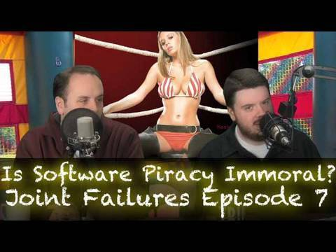 Is Software Piracy Immoral? | Joint Failures