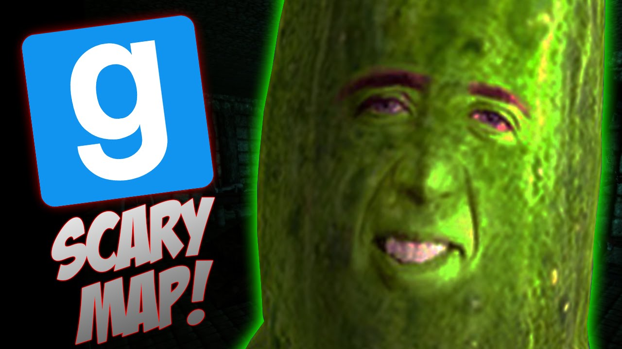 Gmod scary map picolas cage haunted mansion ear rape youtube