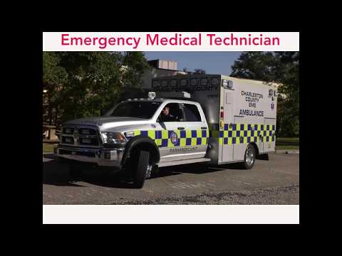 Emergency Medical Technology at Trident Technical College