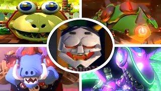 Nintendo Land - All Bosses (Master Rank)