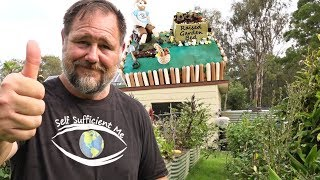 How Stand Up Raised Beds Makes Food Gardening Easy-er