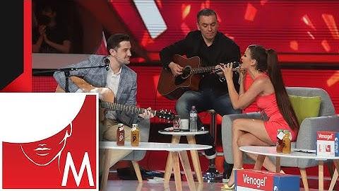 milica pavlovic  mirza selimovic  live mix tv prva 16052021