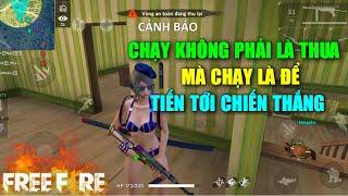 Free Fire | Pha 1 Cân 4 Cực Kì Cân Não Giúp Team Lấy Top 1 | Lão Gió