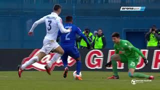 HNL: Dinamo - Hajduk (18.02.2018.)
