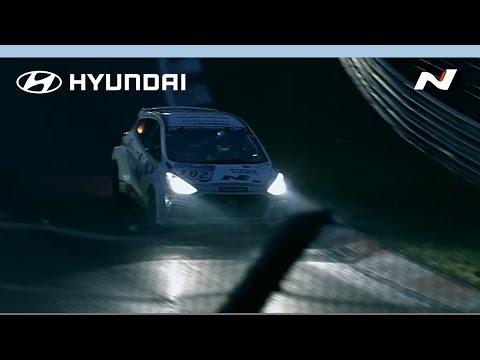 [Hyundai N] 고성능N 뉘르부르크링24시 – 티저