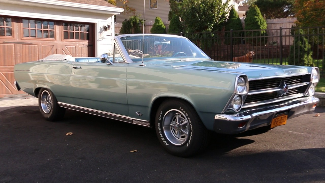 1966 ford fairlane convertible for sale390 big blockc6beautiful restoration