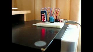 вывод данных с DHT11 на TM1637. Arduino