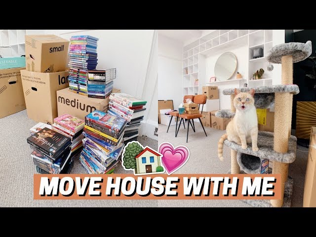 Moving Into My New Home! 🏡
