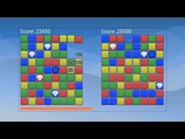 XNA Game - Unnamed Puzzle Game Preview 2
