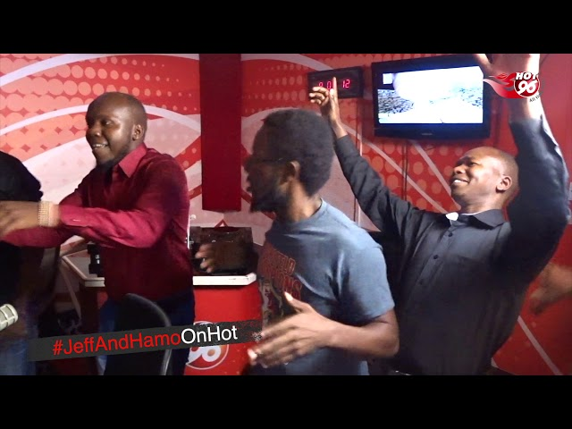 The Luhya in Jeff Koinange expressed in dance