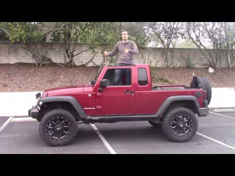 Thumbnail: Here's Why the Jeep Wrangler Pickup Truck Is Awesome