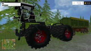 Heute stelle ich euch den Claas Xerion Saddle Trac 3800 V 1.0 README Mod für Landwirtschafts Simulator 15