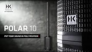 SSL Speaker System Hire POLAR 10