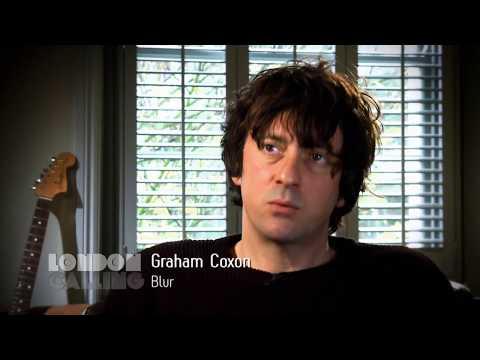 Graham Coxon on his album covers
