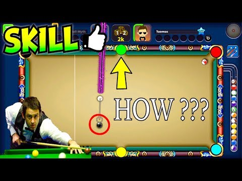 Thumbnail: BEST PLAYER IN 8 BALL POOL HISTORY - He Should Be Level 999! - Tricks & Skills (Berlin 50M Black)