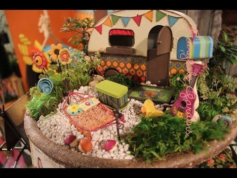 Gypsy Gardens Camper Kit Youtube