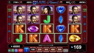 BLUE HEART online free slot SLOTSCOCKTAIL egt