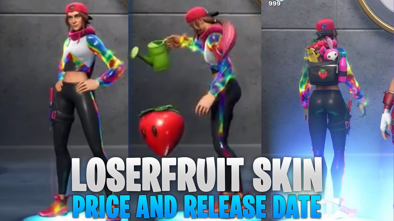 How to get Loserfruit Fortnite skin bundle: release date and price