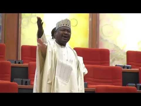 Senator Misau Accuses Buhari's Cabinet Of Incompetence