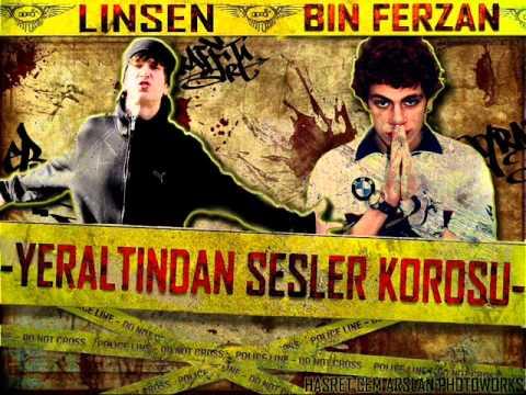 03 - Linsen & Bin Ferzan - Polizei under Graffiti (ft. Bat)