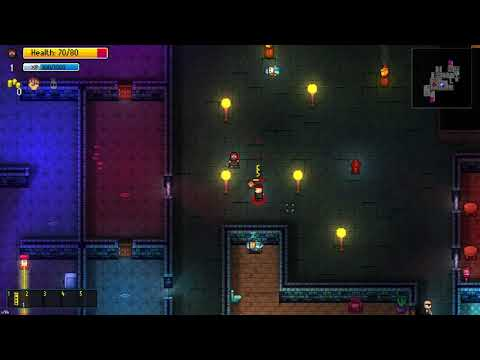 Streets of Rogue | Sample gameplay for Game Design |