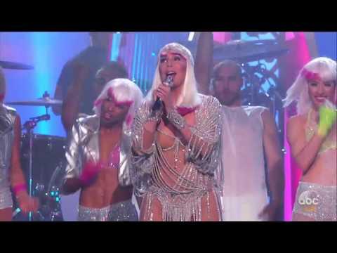 Cher Believe Billboard Music Awards 2017 Remix