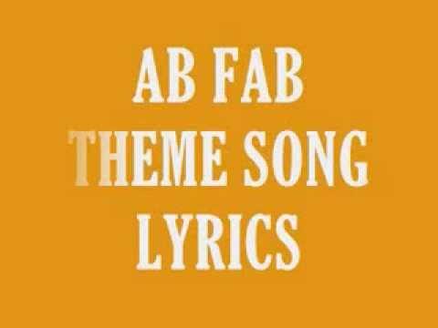 Ab Fab - Wheels on Fire